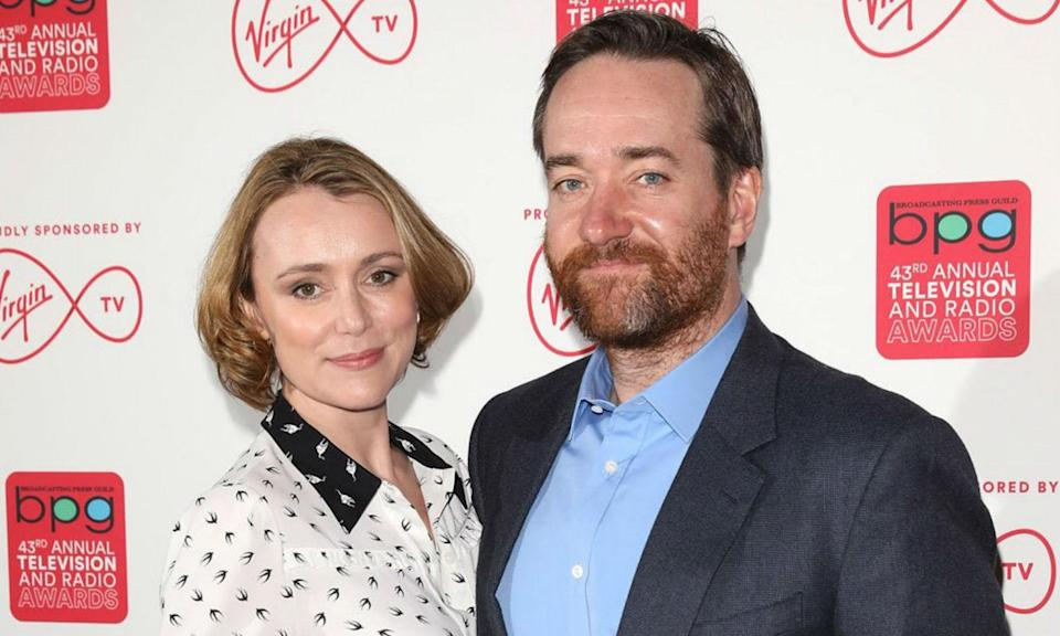 Matthew Macfadyen is married to fellow actor Keeley Hawes