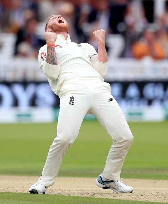 Ben Stokes insists victory was a team effort (Mike Egerton/PA)