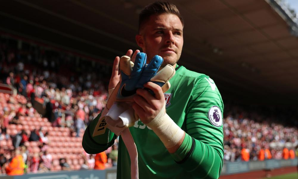 Jack Butland back in England fold for Scotland and France matches