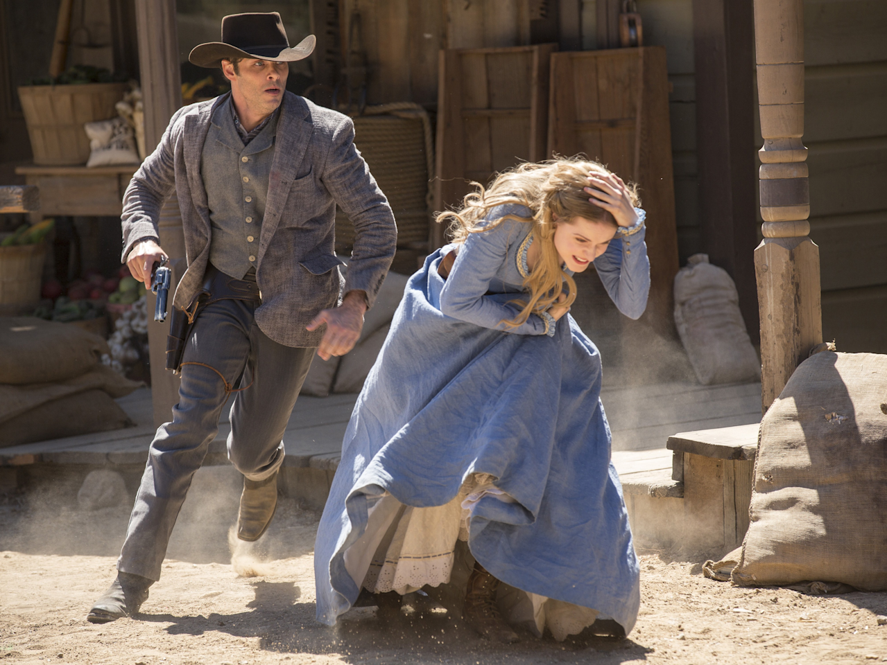 """<p>Cost Per Episode: $8 million +<br />""""Westworld's"""" pilot alone cost around $25 million to make so it's no surprise the western/sci-fi/drama will keep with its high ticket TV-making, but to the tune of $8-$10 million per episode for season two. This season will introduce new worlds and theme parks and one of the anticipated realms is <a rel=""""nofollow"""" href=""""https://www.theguardian.com/tv-and-radio/tvandradioblog/2017/oct/05/westworld-season-two-roman-samurai"""">speculated</a> to be that of the Samuraiworld. </p>"""