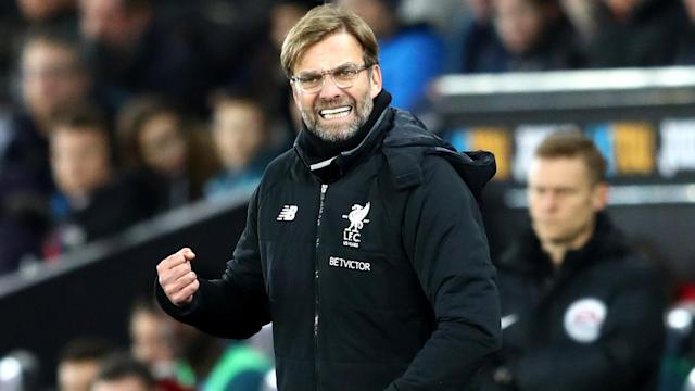 While the Reds boss dreams of winning the Premier League, he said a top-four finish was a success for his club this season