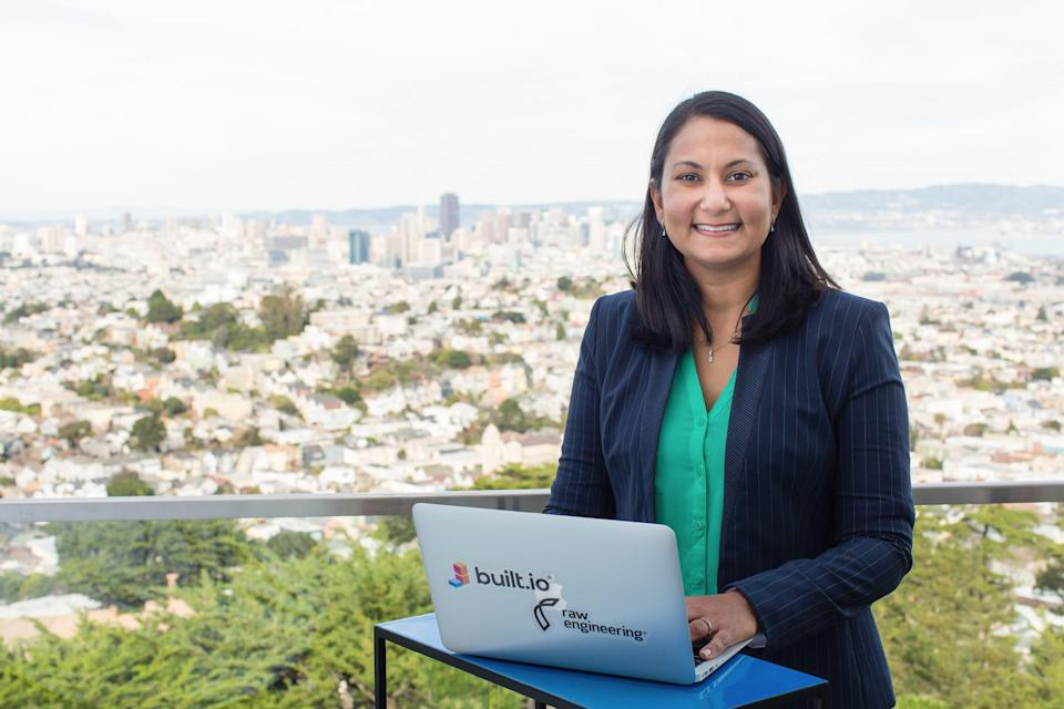 Neha Sampat, CEO of Contentstack in San Francisco