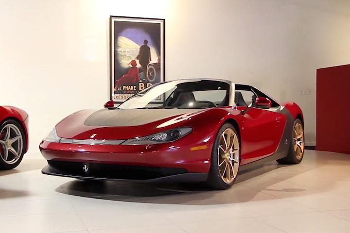 Check Out The 39m Ferrari Sergio In All Its Glory
