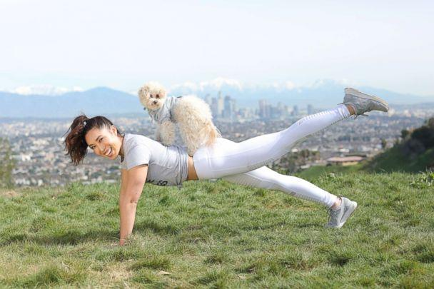 PHOTO: Puppies & Planks is a fitness festival for humans and dogs happening in Los Angeles. (Puppies & Planks)