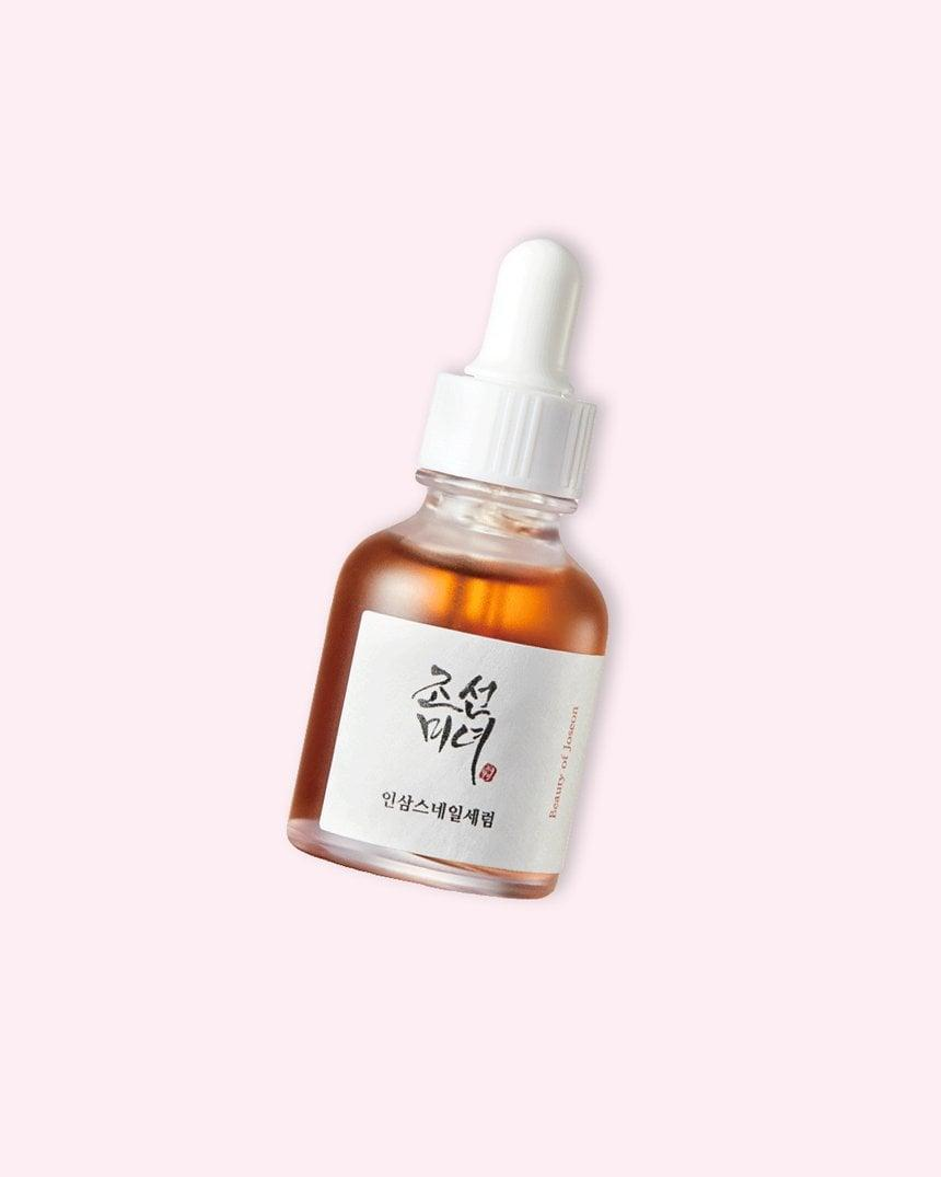 <p>The <span>Beauty of Joseon Repair Serum</span> ($17) is infused with three hanbang ingredients: ginseng, licorice root, and matsutake mushroom. It helps even skin tone, increase cellular turnover, and provide antioxidants. </p>