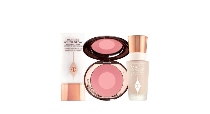 Charlotte's Magic Blush and Glow Complexion Kit