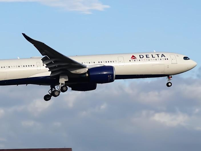 Delta Air Lines Airbus A330-900neo