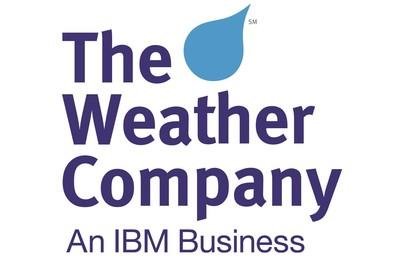 The Weather Company, an IBM Business (PRNewsFoto/IBM) (PRNewsfoto/The Weather Company)