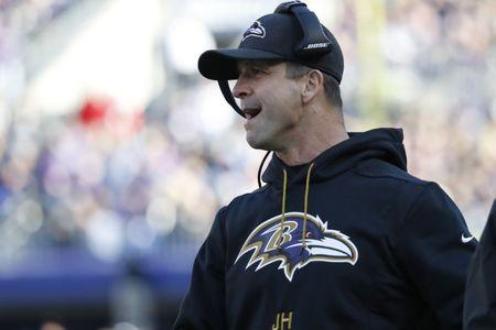 Ravens, Harbaugh agree to extension