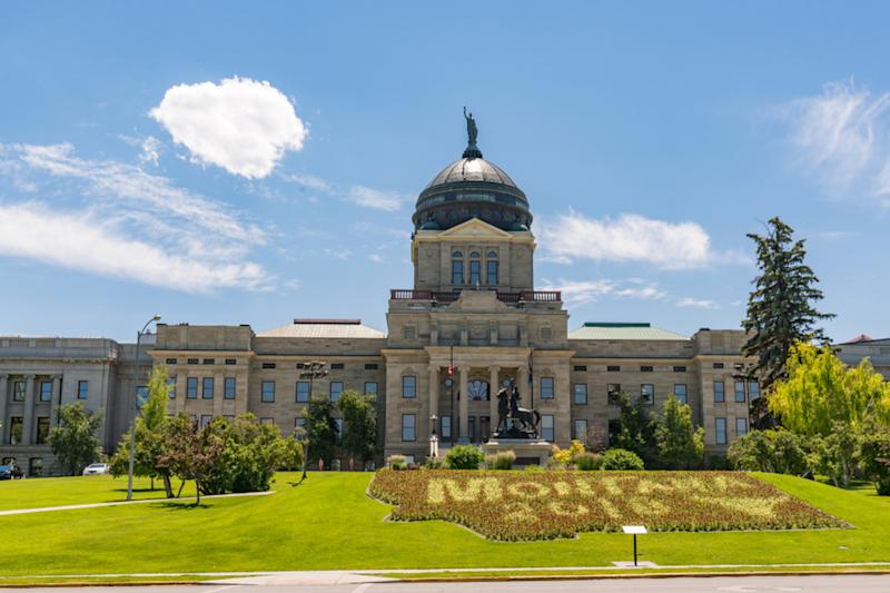 capital building in helena, montana