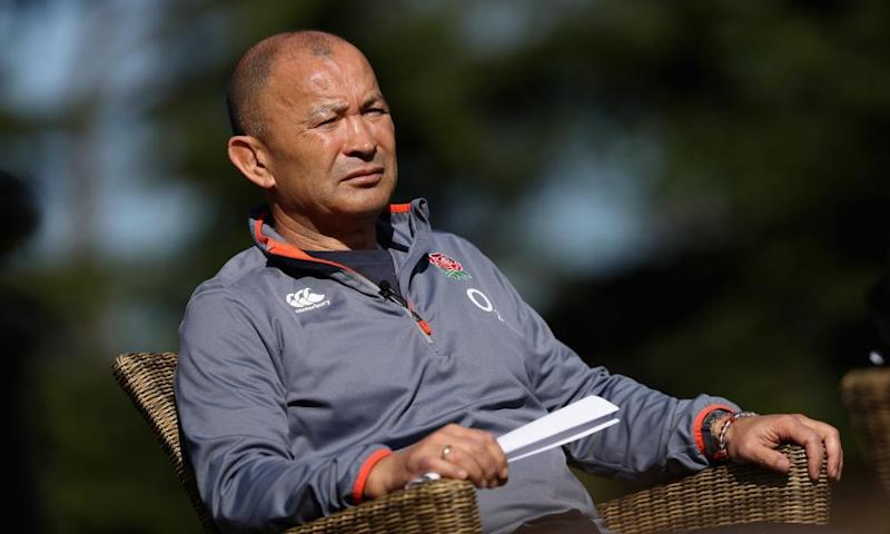 Eddie Jones, the England head coach, has told his players during training at Pennyhill Park that the squad needs more 'density' if it is to win the World Cup.