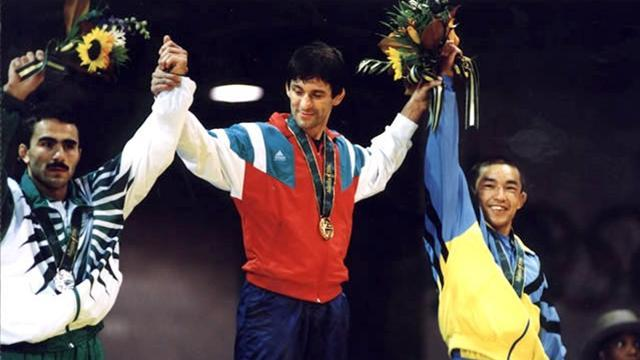 Olympic Games - Wrestling legend returns his gold to IOC in protest