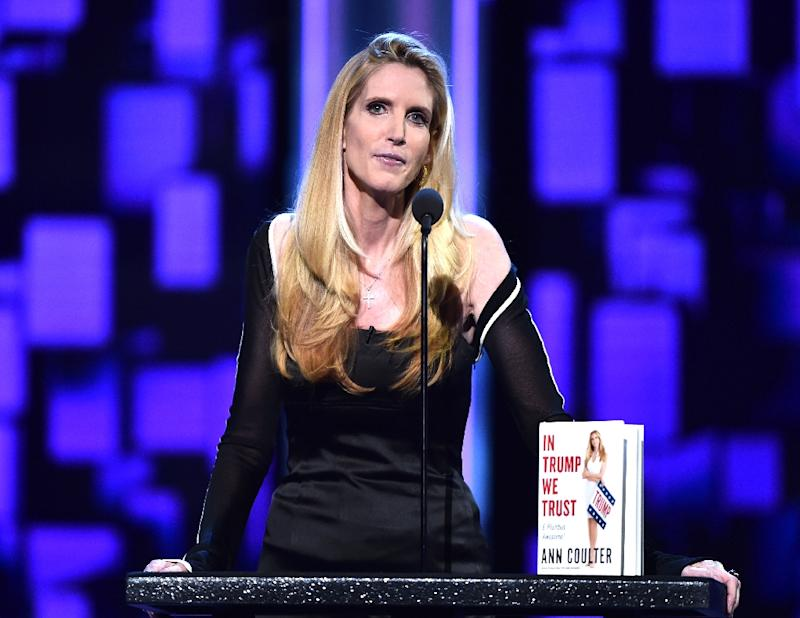 A talk by right-wing commentator Ann Coulter at the University of California at Berkeley has been scrapped as her safety could not be assured by the university
