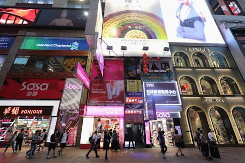 Sa Sa has failed to build a profitable business in Singapore and is focusing on its Hong Kong stores. Photo: Dickson Lee