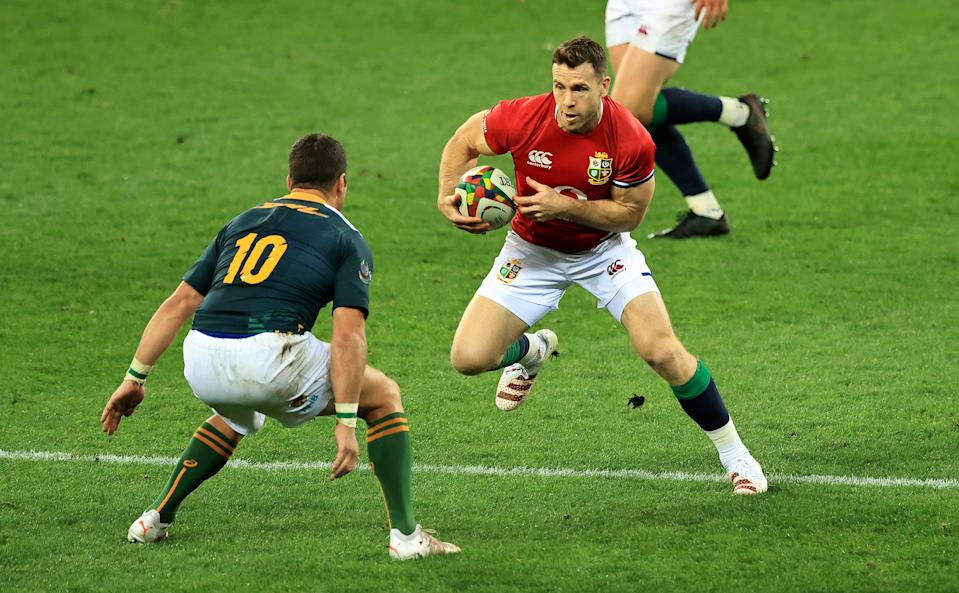 The Lions attacked with intent, but were often too predictable (Getty Images)