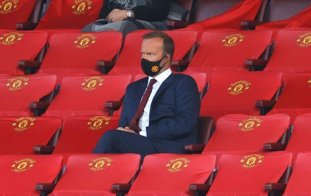 Manchester United executive vice-chairman Ed Woodward has announced changes to the backroom setup