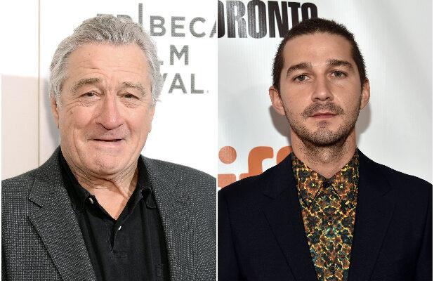 Robert De Niro and Shia LaBeouf to Star in Crime Drama 'After Exile'