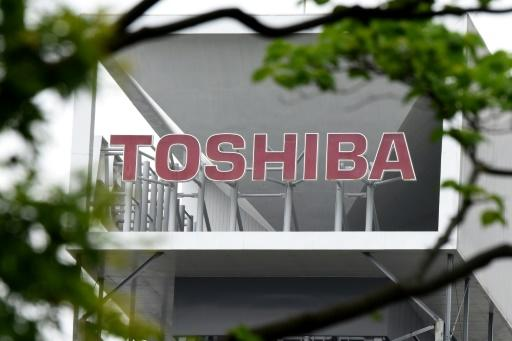 Toshiba inks $18 billion deal to sell memory business