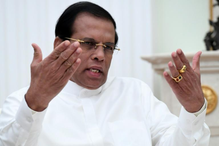 Sri Lanka's President Maithripala Sirisena announced new investigations into alleged secret detention centres as part of a drive to find tens of thousands of people still missing after the country's decades-long war