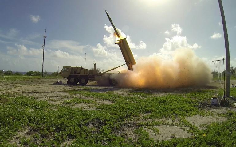 The THAAD missile system is controversial in South Korea and unpopular with China, which says it could undermine Chinese deterrence