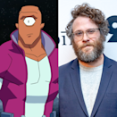 "<p>Rogen has clearly got the bug for superhero subversion comics, as he's now made cameo appearances in both <em>Invincible</em> and <i><a href=""https://www.menshealth.com/entertainment/a34128728/the-boys-season-3-release-date-cast-spoilers/"" rel=""nofollow noopener"" target=""_blank"" data-ylk=""slk:The Boys"" class=""link rapid-noclick-resp"">The Boys</a></i>—both series he and partner Evan Goldberg are executive producing. Rogen's character here feels very on brand: a sort of goofy, galaxy-training alien who Mark runs into fairly early on when learning his powers. Rogen and Goldberg are also <a href=""https://ew.com/movies/invincible-movie-live-action-separate-from-amazon-animated-series/"" rel=""nofollow noopener"" target=""_blank"" data-ylk=""slk:developing a live-action movie version of Invincible"" class=""link rapid-noclick-resp"">developing a live-action movie version of <em>Invincible</em></a>—something that already sounds very, very fun, especially considering what we've seen them do in live action with <em><a href=""https://www.menshealth.com/entertainment/a34074249/the-boys-scientific-accuracy-youtube-video/"" rel=""nofollow noopener"" target=""_blank"" data-ylk=""slk:The Boys"" class=""link rapid-noclick-resp"">The Boys</a></em>.</p>"