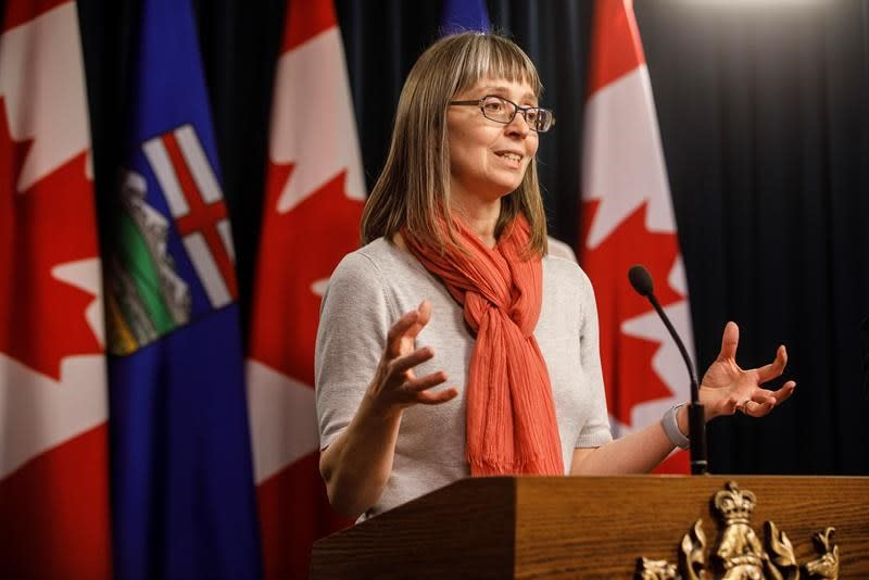 Alberta working to find more bed space in hospitals as COVID-19 cases grow