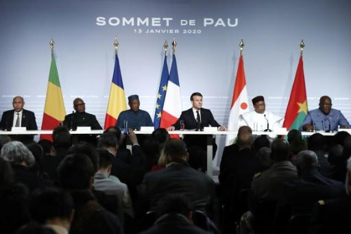 The Nouakchott meeting follows up a summit in January in the southwestern French city of Pau, which sought to reboot the campaign against jihadism in the Sahel