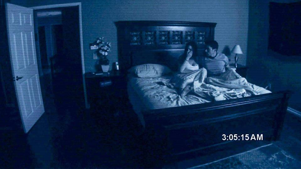 <p>As if you need another reason not to sleep at night: the <em>Paranormal Activity</em> franchise is set to return next year for more leg-pulling, door-slamming, and light-flickering horror. In typical <em>PA</em> fashion, nothing is being disclosed about the project, but might we suggest that the activity take place on TikTok? Just a thought.</p>