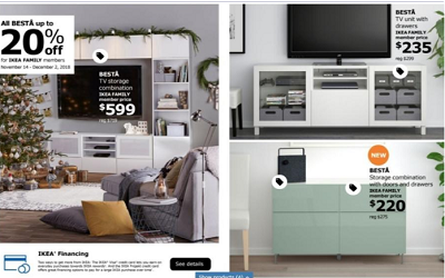 Ikea Black Friday 2018 Ad Is Here
