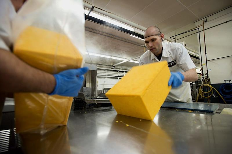 Cheese Gets Caught in the U.S.-Mexico Trade Spat