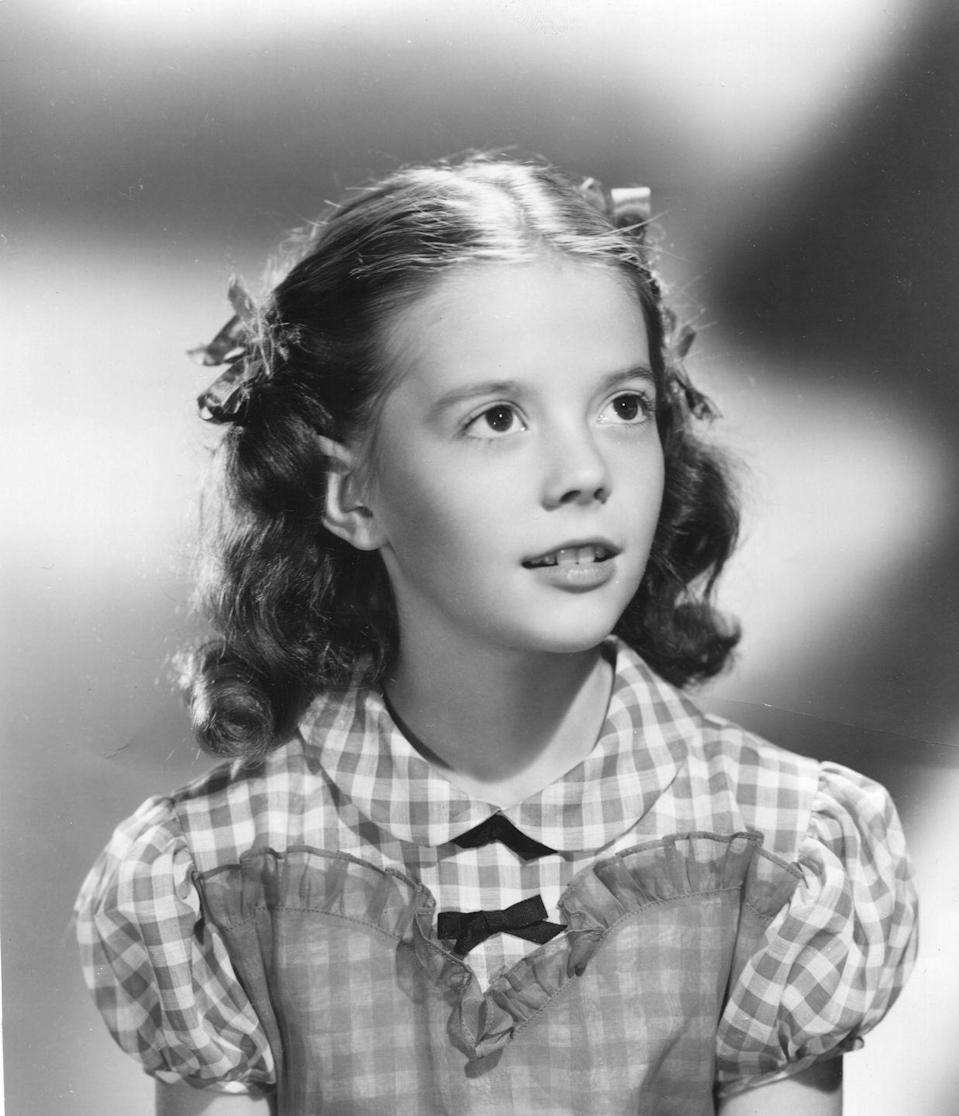 "<p>A nine-year-old Wood experienced a horrible accident on the set of <em>The Green Promise. </em>The actress fell through a <a href=""https://www.imdb.com/title/tt0041431/trivia"" rel=""nofollow noopener"" target=""_blank"" data-ylk=""slk:broken bridge while filming a storm scene"" class=""link rapid-noclick-resp"">broken bridge while filming a storm scene</a>, nearly drowning. The incident left her with a protruding bone in her left wrist, as well as a <a href=""https://www.nytimes.com/2018/02/03/arts/natalie-wood-drowning-robert-wagner.html"" rel=""nofollow noopener"" target=""_blank"" data-ylk=""slk:lifelong fear of water"" class=""link rapid-noclick-resp"">lifelong fear of water</a>. </p>"