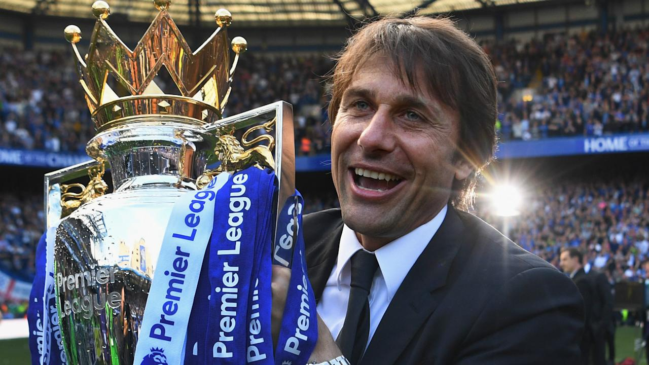 The Premier League winner has signed a new two-year contract with the Blues to end speculation linking him with a return to Italy