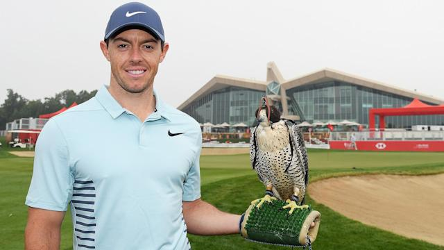 After a long layoff from golf, Rory McIlroy has some newfound sympathy for Tiger Woods. The 28-year-old Northern Irishman is making a comeback at the Abu Dhabi HSBC Championship.