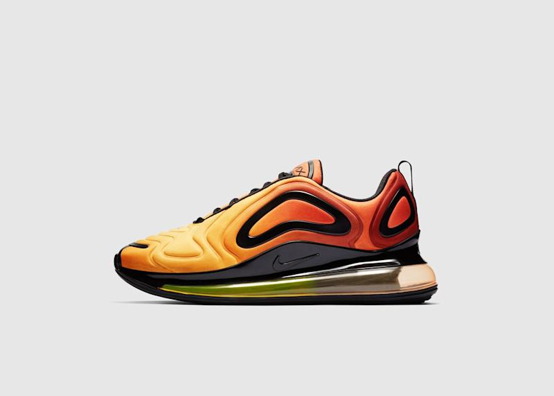 Nike's Air Max 720 Just Got Its Full, Official Reveal
