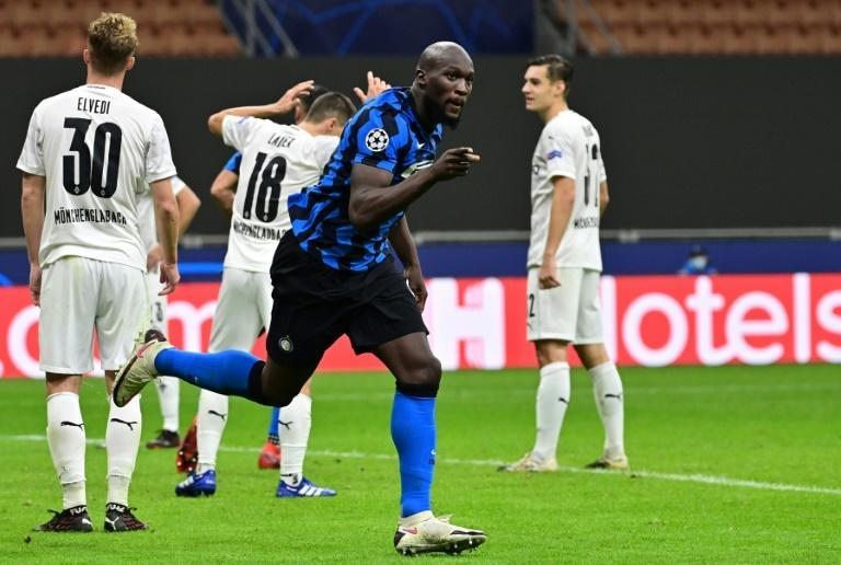 Inter Milan's Belgian forward Romelu Lukaku scored a 90th-minute equaliser.