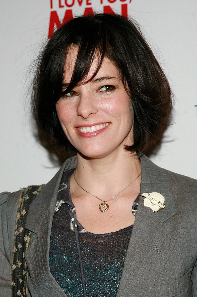 "<a href=""http://movies.yahoo.com/movie/contributor/1800020046"">Parker Posey</a> at the New York Cinema Society screening of <a href=""http://movies.yahoo.com/movie/1810022085/info"">I Love You, Man</a> - 03/06/2009"