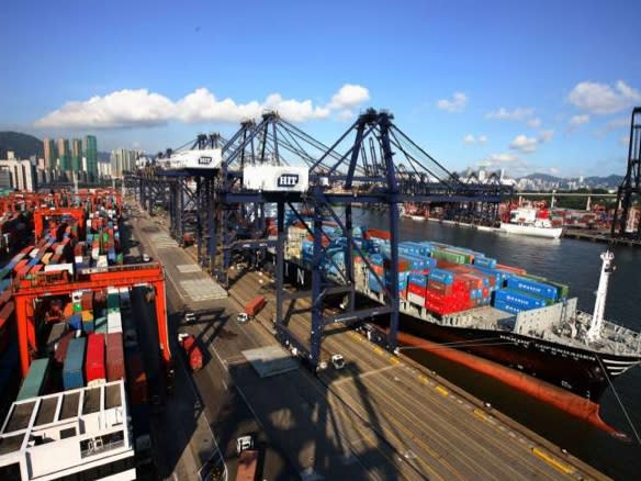 OCBC downgrades Hutchison Port Holdings Trust to 'sell