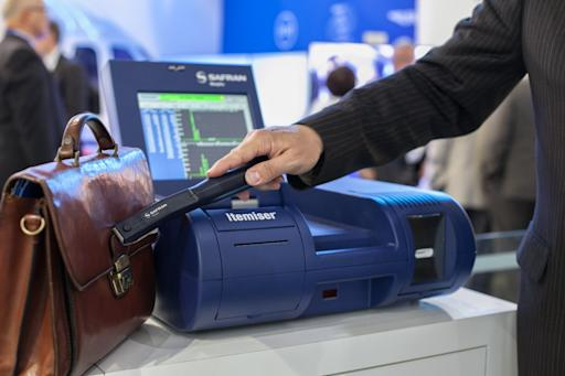 Morpho Supplies 160 Itemiser 4DX Trace Detectors to Airports in Germany