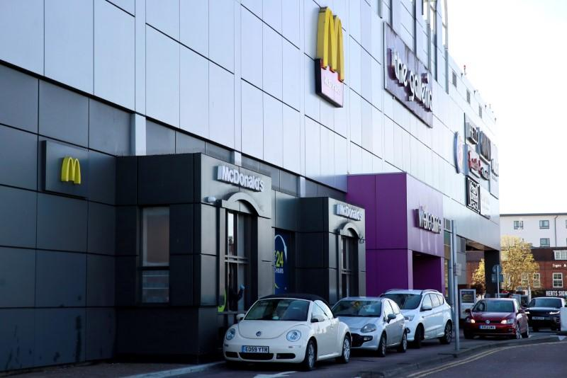 Fast food closures sweep UK, as even drive-thrus deemed unsafe
