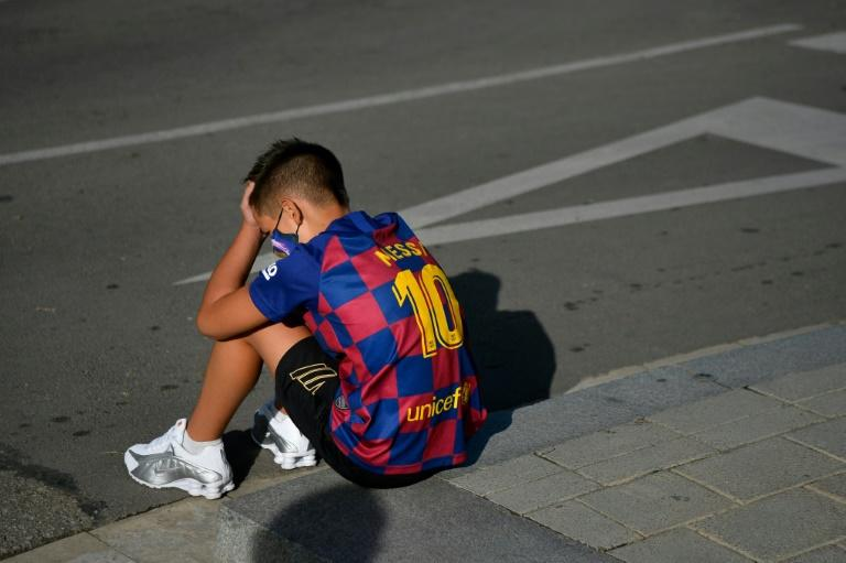 Messi anonymous as Barca players gather for pre-season tests