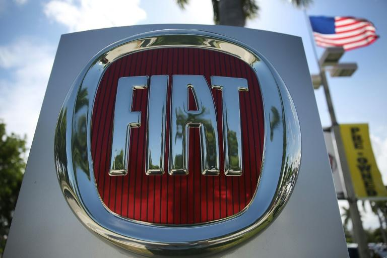 Reports Chinese companies are eyeing a possible takeover drove up shares of Fiat Chrysler Automobiles