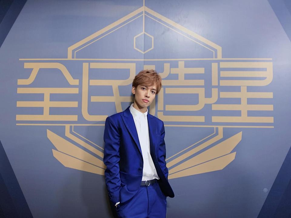 Godric Leung chose ViuTV over TVB when he wanted to break into the entertainment industry. Photo: Handout