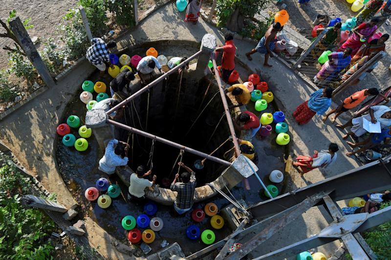 Not a Drop to Drink: Parched Chennai Stares at Bigger Water Crisis as Lakes, Reservoirs Run Dry