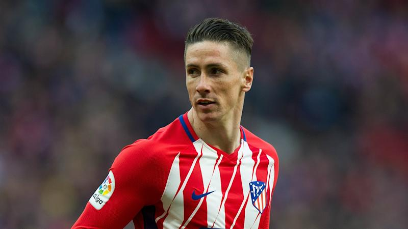Torres aiming for 'dream' finale with Atletico Madrid