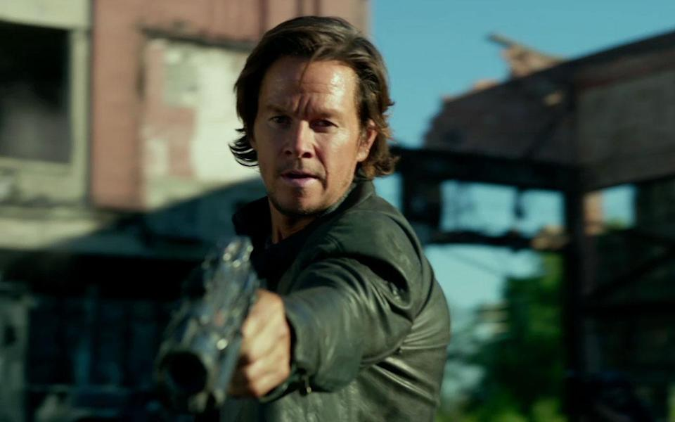 Mark Wahlberg as Cade Yeager in 'Transformers: The Last Knight' (Credit: Paramount)