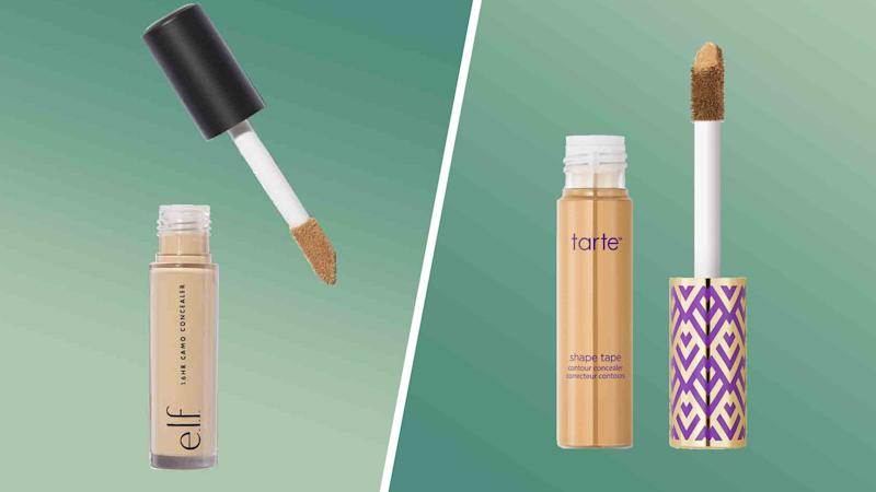 Best Drugstore Concealer 2020 Is This $5 Drugstore Concealer a Dupe for Tarte's Famous Shape Tape?