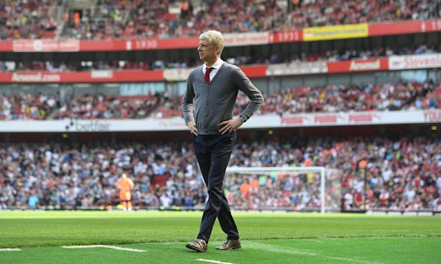 Arsène Wenger focused on the game against West Ham but afterwards he opened up on why he was leaving Arsenal before the end of his contract.