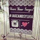 """<p>The social media obsession has officially infiltrated weddings, with couples inventing wedding hashtags to encourage guests to post photos to platforms like <a href=""""http://instagram.com/countrylivingmag/"""" rel=""""nofollow noopener"""" target=""""_blank"""" data-ylk=""""slk:Instagram"""" class=""""link rapid-noclick-resp"""">Instagram</a> and Twitter. </p>"""