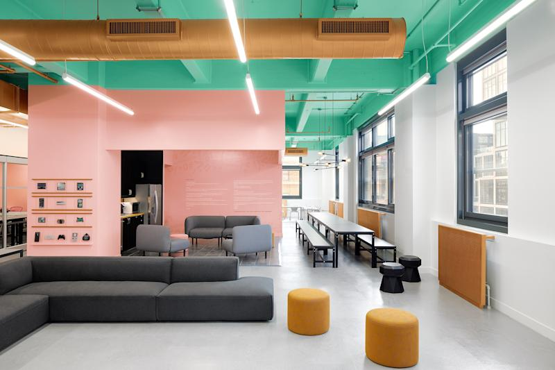 The space is intended to allow girls more access and exposure to the sciences, with the goal of assisting their education for future jobs in technology.