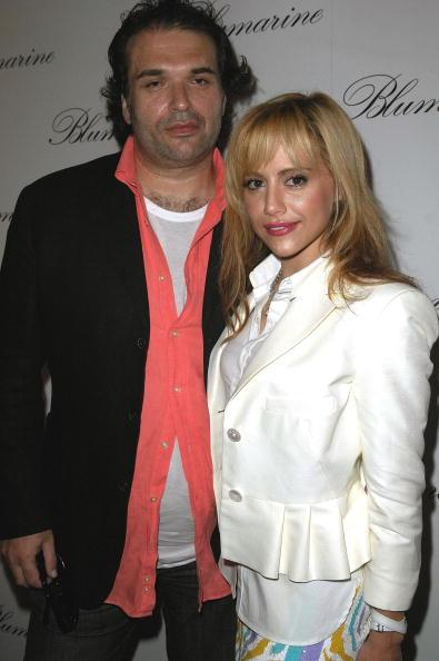 Simon Monjack y Brittany Murphy/ WireImage